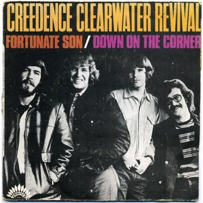 Creedence Cleerwater Revival - Fortunate son